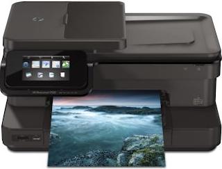 HP Photosmart 7520 Télécharger Pilote Pour Windows et Mac