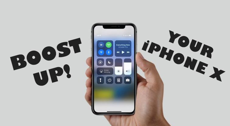Top 5 Tricks To Improve Your iPhone X Performance