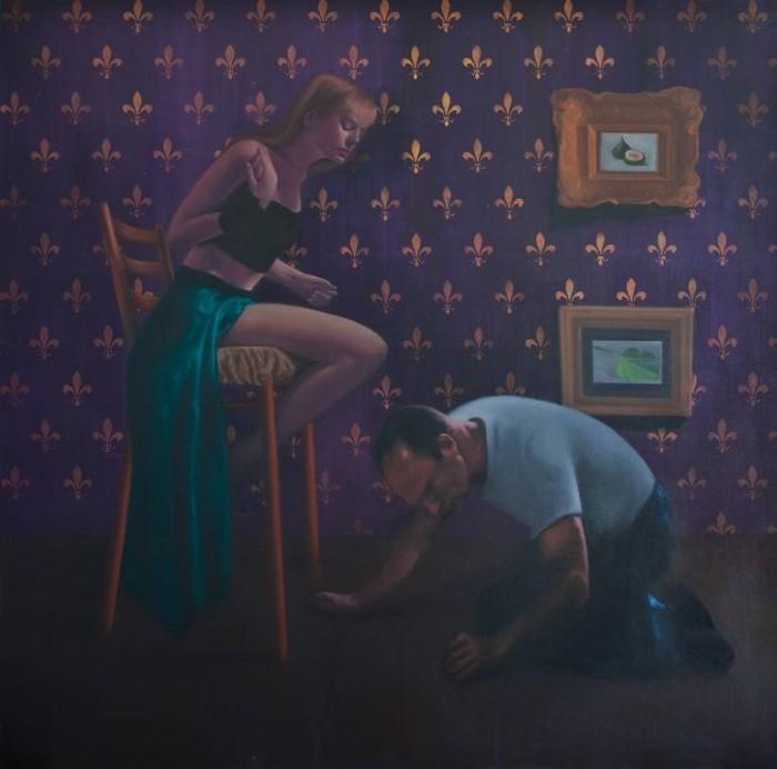 Румынский художник.