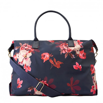 Stylish Floral Duffle Bag for mother's day gift