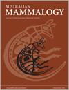 Australian Mammalogy