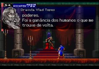 Castlevania: Symphony of the Night ( Português ) PSX ISO