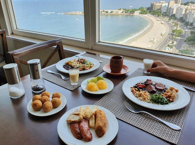 Restaurante Skylab Copacabana