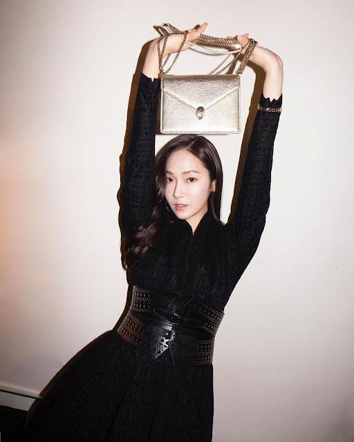 Jessica Jung Bvlgari