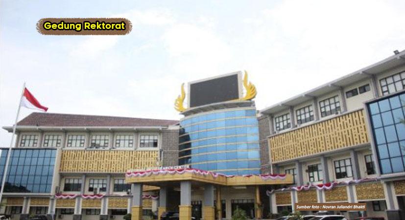 Universitas Negeri Padang (UNP) Punya 3 Gedung Iconic, Berikut Spot Foto yang Instagramable