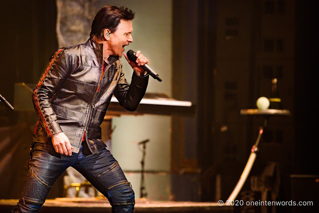 Gowan at The Danforth Music Hall on February 26, 2020 Photo by John Ordean at One In Ten Words oneintenwords.com toronto indie alternative live music blog concert photography pictures photos nikon d750 camera yyz photographer