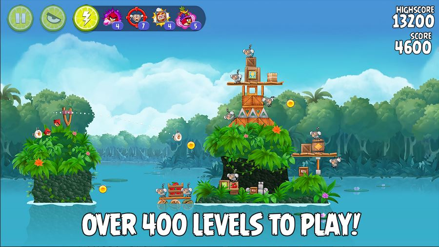 download Angry Birds Rio MOD APK 3