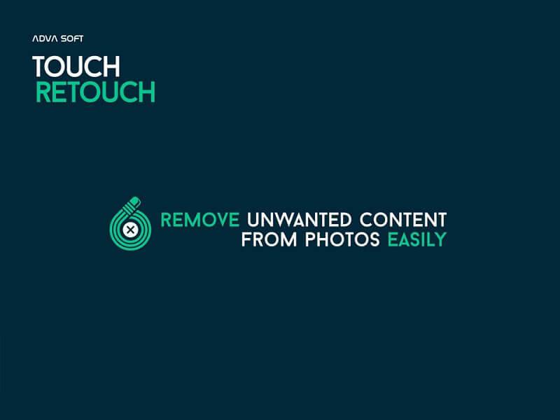 معلومات عن TouchRetouch أسهل طريقة لإزالة العناصر غير المرغوب فيها من الصور