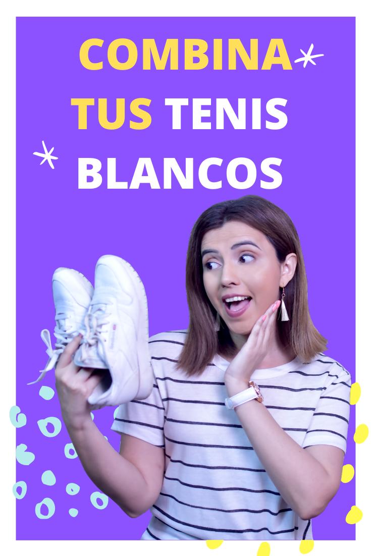 combina tus tenis blancos para el verano - como crear outfits desde cero-outfits verano-tenis blancos mujer-outfit con tenis blancos-mariestilo