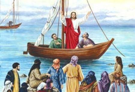Resultado de imagem para Lucas 5,1-11