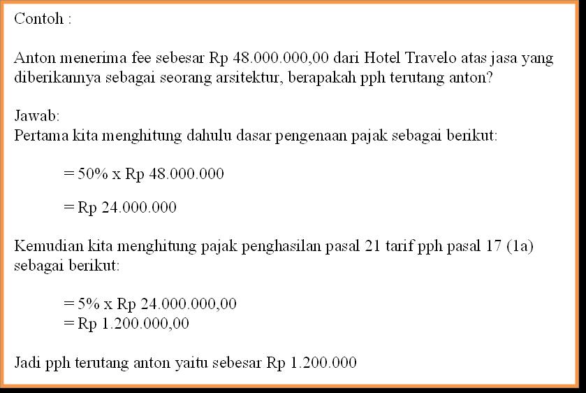 Pendidikan Akuntansi Upi 2015 Pajak Pajak Penghasilan Pasal 21 Wp Bukan Pegawai Dan Pasal 26