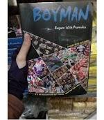Buku Boyman Scout Ragam Latihan Pramuka