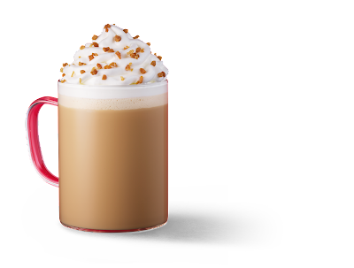 Toffee Latte Hot