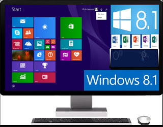 Windows 8.1 AIO Incl Office 2016 Latest in September 2019
