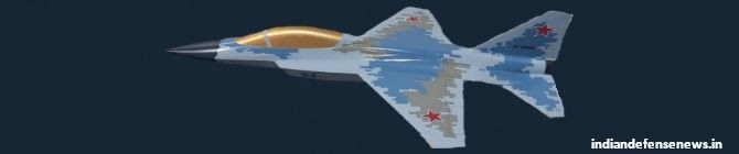 MiG Unveils Single-Engine Light Fighter; A Possible MiG-21 Replacement