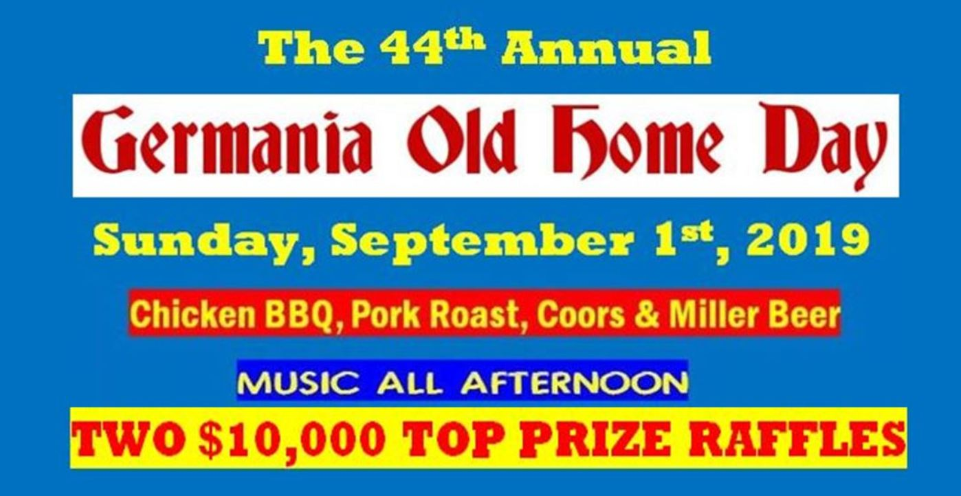 44th Germania Old Home Day