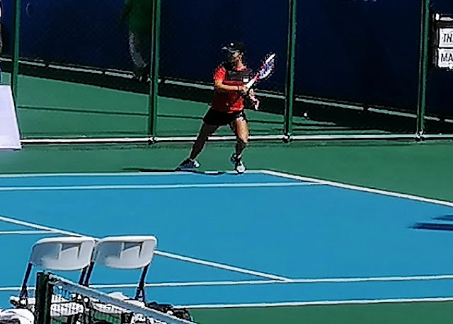 Priska Melenggang ke Semifinal ITF J1 Traralgon