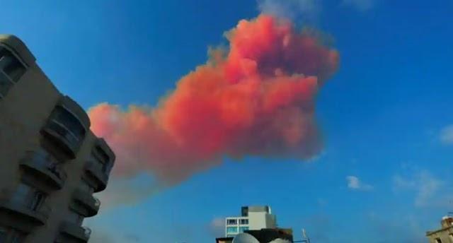 बेरूत विस्फोट में जनहानि से दुखी, हैरान ': पीएम मोदी