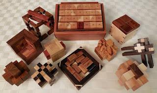 Cubicdissection Puzzles