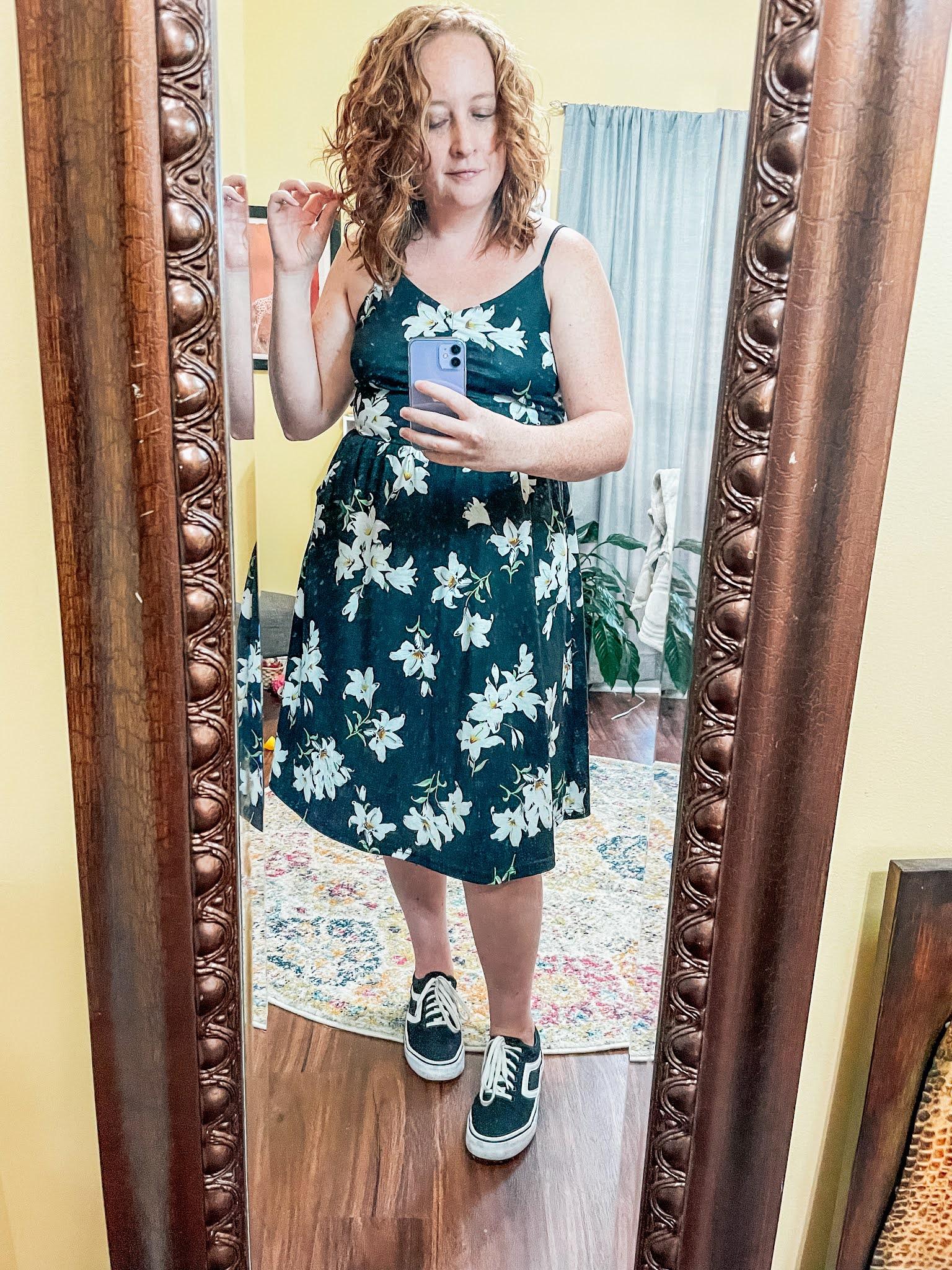 black-white-lily-dress