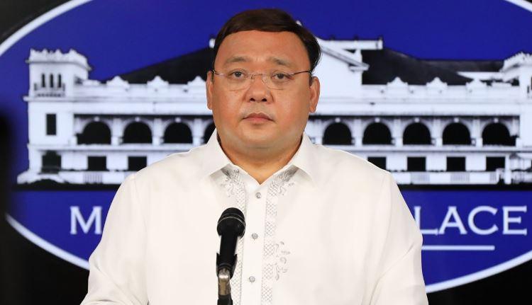 Presidential Spokesperson Harry Roque.
