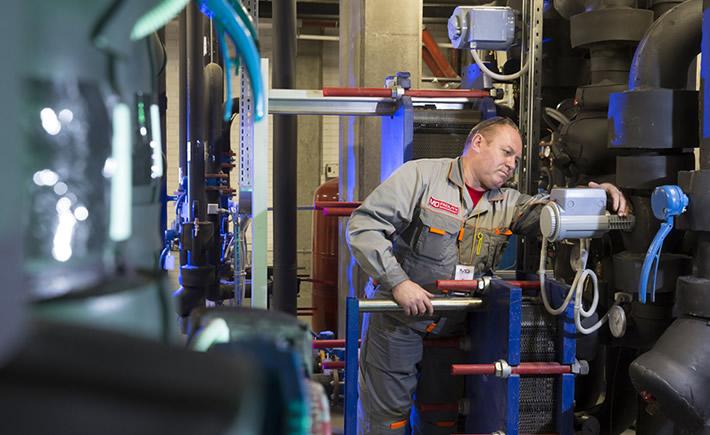 : El programa piloto de sistemas de gestión energética comenzará con empresas de los sectores automotriz, químico, acero, y alimentos. (Foto: Siemens AG)