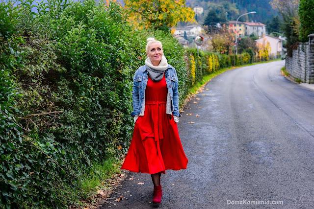 Kasia z Domu z Kamienia blogerka we Włoszech