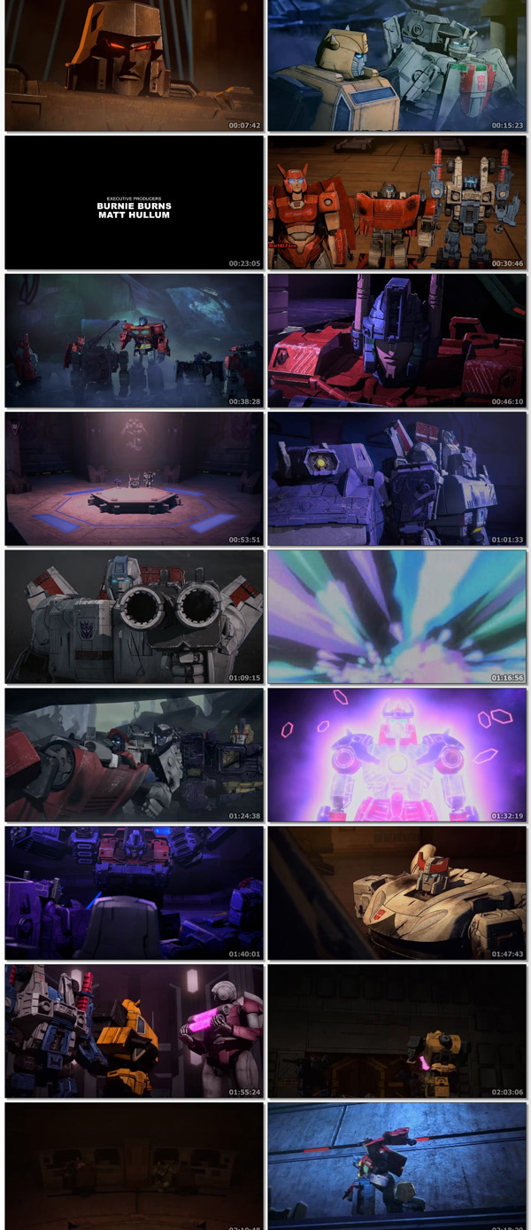 Transformers: War For Cybertron (Chapter 1) 2020