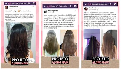 Projeto Along Hair Funciona