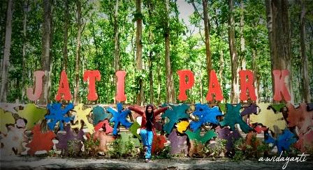 Jati Park Blitar