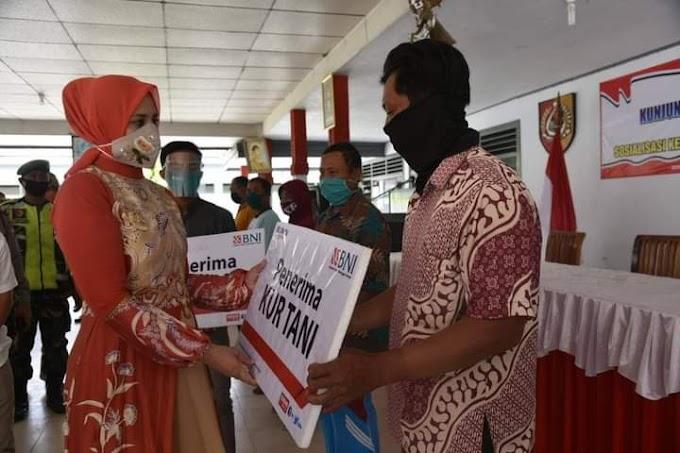 Kartu Tani Tahap 2, Petani  Kecamatan Mayang Dan Silo  Bisa Terbantu.