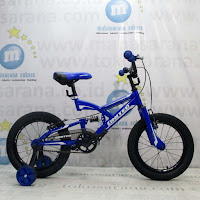 16 Inch United Pulse Kids Bike