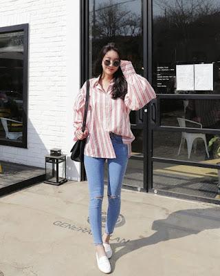Outfit-wanita-basic-look