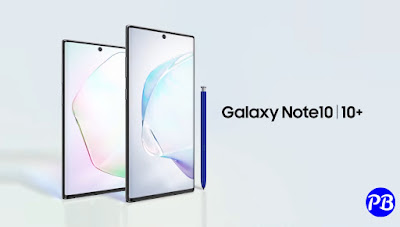 Samsung Galaxy Note 10 and Galaxy Note 10 plus - Price in India and Specifications