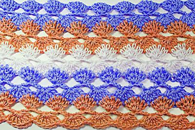 4 - Crochet IMAGEN Puntada a crochet y ganchillo para primavera muy facil y rapido. MAJOVEL CROCHET