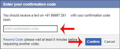 facebook ko 2 step verification se secure kaise kare