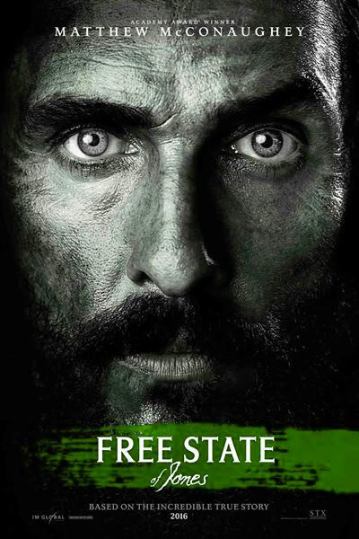 The Free State of Jones Torrent movie