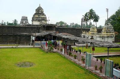 draksharamam temple images