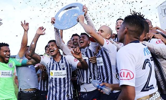 Alianza Lima gana 3 a 2 a Unión Comercio en Moyobamba