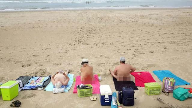 Mpenjati Beach, KwaZulu-Natal, South Africa