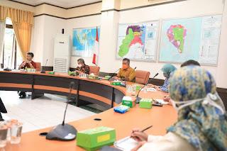 Kunjungan Deputi Bidang Koordinasi Pengelolaan Lingkungan dan Kehutanan, Kementerian Koordinator Bidang Kemaritiman dan Investigasi