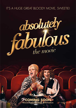 Absolutely Fabulous: The Movie 2016 BRRip 720p Dual Audio In Hindi English