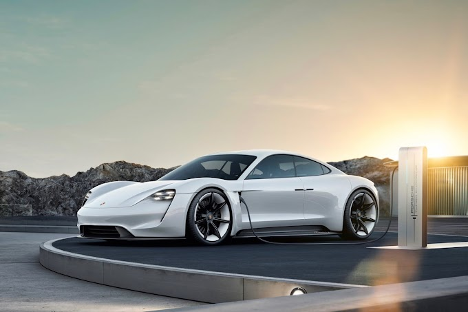 The New Electric Porsche Taycan Will Drive Like A 911