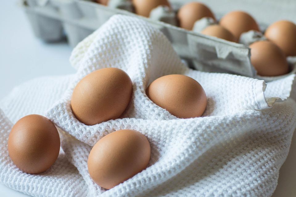 eggs for baking