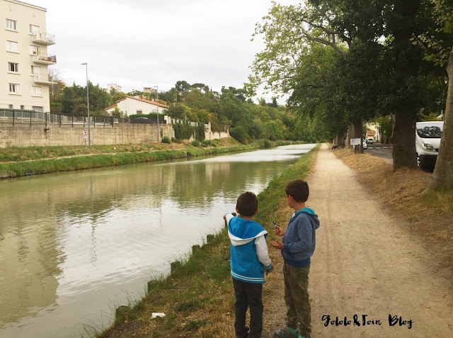 Carcassonne-carcasona-canal-du-midi-viajes-con-niños
