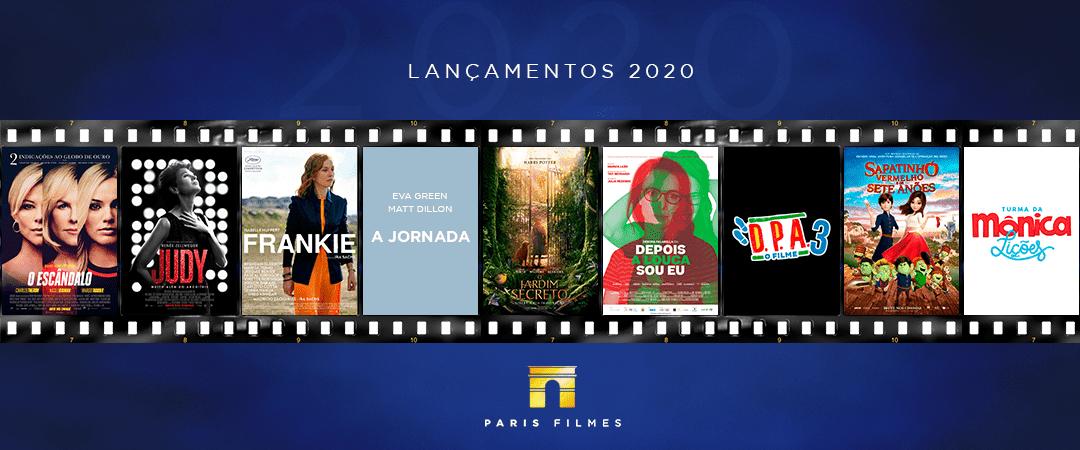 Confira os principais lançamentos da Paris Filmes este ano