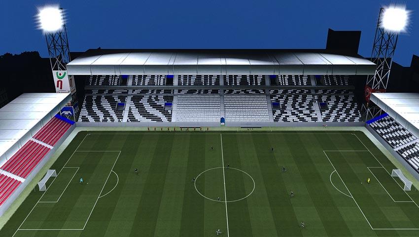 Stadium Stade du Pays de Charleroi For eFootball PES 2021