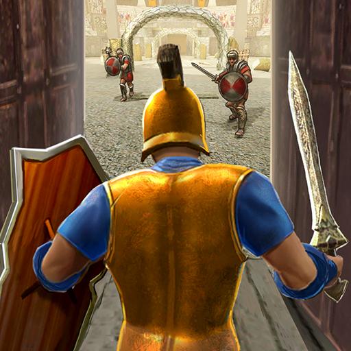 Gladiator Glory v3.5.2 Apk Mod [Dinheiro Infinito]