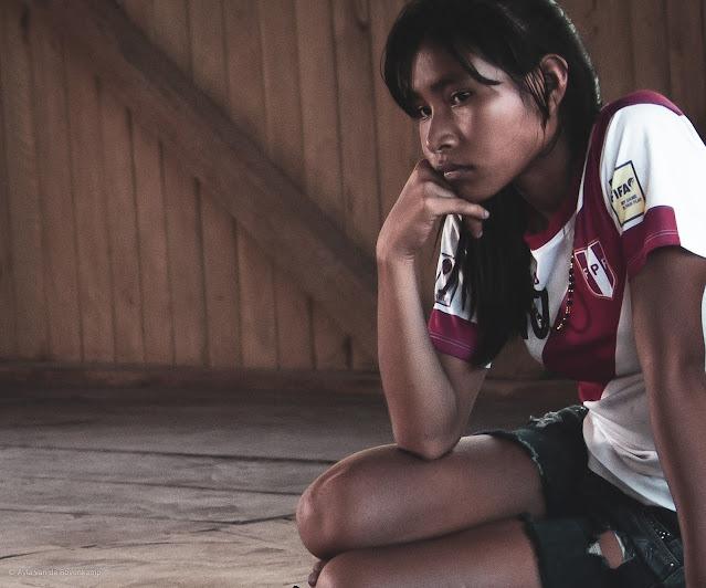 Shipibo Girl