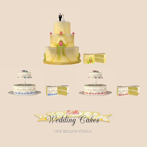 how to get a wedding cake sims 4 my sims 3 edible wedding cakes bonus by newone 15735